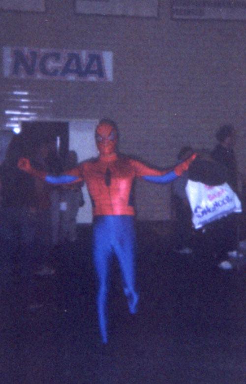 spiderman... aka Skot